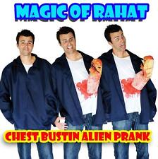 Magic Of Rahat Alien Chest Buster Illusion Fancy Dress Costume
