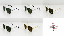 Ray Ban Oval Aviator RB3388 Sunglasses Brand New! Authenticity Guaranteed!