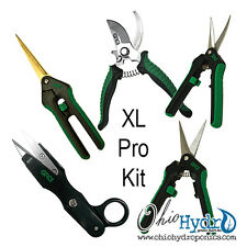 Gro1 XL Pruning Trimming Scissors Pruners Trimmer Packages