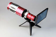 50x Telephoto lens for iphone 4 4S 5 5S Samsung s3 s4 Note 2 3 Other cell phone