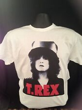 Marc Bolan T-Rex Slider T-Shirt   sizes Small to 5XL