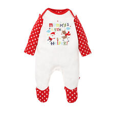 Mothercare Baby Newborn Boy's Mummy's Helper Christmas All in One
