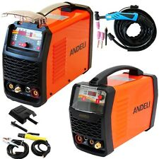 HF START TIG/MMA(ARC) 180AMP 200AMP DC INVERTER WELDER LED DISPLAY, COMPLETE KIT