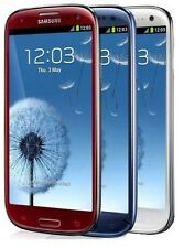 Samsung Galaxy S III SGH-I747  16GB (AT&T) Smartphone  Red  White  Blue