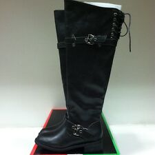 NEW Bucco Capensis MARGERY Women's Over The Knee Riding Boots SIZE 6 10 BLACK