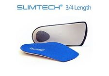 POWERSTEP SLIMTECH 3/4 Length Orthotic Arch Supports Shoe Insoles