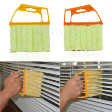 Hand Held Brush Blind Window Slat Cleaner Air Conditioner Dust Home Clean Tools