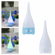 120ML Ultrasonic Home Aroma Humidifier Air Diffuser Purifier LED Color changing