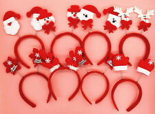 Lovely Hair Band Headband Christmas Party Props Costume Xmas Decoration Gift