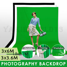 Photography Studio Video Muslin Backdrop Photo Background Back Drop 3*3.6M