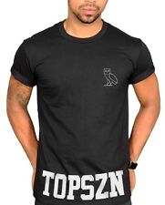 TOPSZN Owl T-shirt Clothing Tee Octobers Ovo Drizzy Nothing Same Drake Weekend