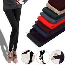 Autumn Winter Women Girls Stretchy Slim Trample Feet Footless/Footed Tight Pants