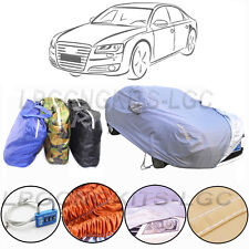Car Cover for Mitsubishi 100% Proof Scratching Sun Rain Snow
