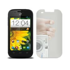 For ZTE Savvy Z750C Mirror LCD Screen Protector Cover Guard USA Fast Ship