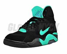 Nike 537330-040 Men's New Air Force 180 Mid Black Atomic Teal Violet