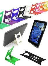 "Foldable Travel & Desk iClip Stand : Kindle, eReader, 6"" 7"" 8"" Tablets : x1- lot"