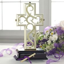 The Unity Cross Wedding Ceremony Centerpiece