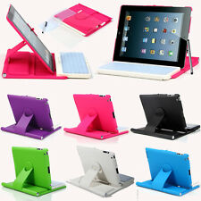 Swivel Smart Case Cover with Bluetooth Keyboard For Apple iPad 2 2nd 3rd 4th Gen