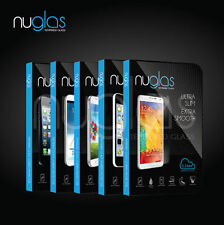 Nuglas 100% Genuine Tempered Glass Screen Protector For Apple/Sony/LG/Samsung