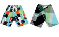New Kids Boys Board Shorts Boardshorts Swim Beach Surf Quick Dry Size 4-14