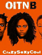 ORANGE IS THE NEW BLACK oitnb crazy sexy cool tlc spoof photo glossy t-shirt