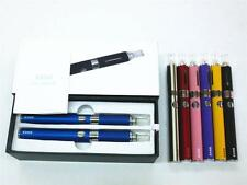 EVOD Dual MT3 Starter Kit Vaporizer Pen & 2 Batteries & 2 Atmizers 1100mAh