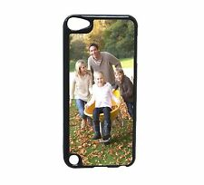 PERSONALISED CUSTOM PHOTO PRINTED case cover for iPod 5 touch your image or text