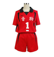 Haikyuu!! Kenma Kozume Nekoma #5 #1 Cosplay Costume Volleyball Club Jersey New
