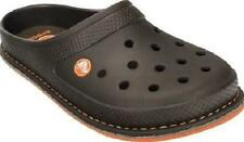 Crocs CrocsLodge Slipper Sandal, Men's, Espresso