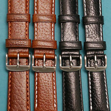 """Italian Classic Oily Leather Watch Band """"Water-Resistant"""" for Burberry 20 22 mm"""
