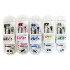 Skullcandy Ink'd Earphone/Handsfree With Mic For Samsung/Nokia/Sony/Htc/Apple