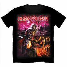 IRON MAIDEN Transylvania T-shirt (Black) Mens New 'Official'