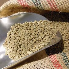 Green Coffee Beans - Colombian Supremo Flor de Hulia, 12 oz to 25 lb