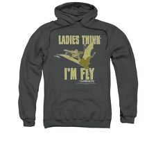 Land Before Time I'm Fly Adult Pull-Over Hoodie