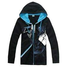 League of Legends LOL The Purifier Lucian Luminous Coat Jacket Hoodie rt20
