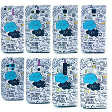Hot! The Fault In Our Stars Graffiti Flip Wallet PU Leather Case Cover For Phone