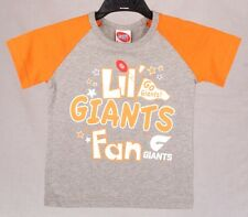 Official AFL Greater Western Sydney Giants Todds Lil Fan Tee