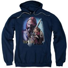 Farscape D'argo Adult Pull-Over Hoodie