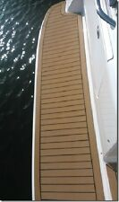 Botnia Swim Platform Made to Measure Synthetic Wood Boat Deck Replacement