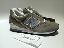 NEW BALANCE M996 MADE IN USA OG RETRO MADE IN US SIZE 6-9.5 M996GY FREE SHIP 996