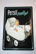 Persil 3D Tin Sign 20x30 Cm To Choose From - Size Selection In One Auction