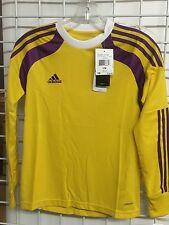 New Adidas Youth Onore 14 Goalkeeper Jersey F50170 Size, YS, YM, YL, YXL