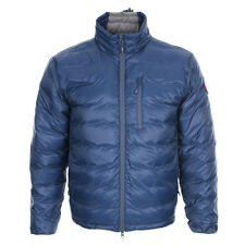 New Mens Canada Goose  Lodge Down Filled Jacket - Navy