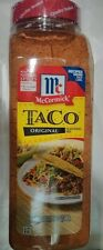 24 oz McCormick Taco Original Seasoning Mix,Spices for Mexican Cooking,Food