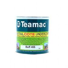 Teamac Metalcote Primer Undercoat | Many Colours and Sizes