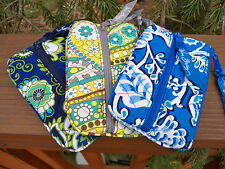 VERA BRADLEY Coin and Key Case NEW Great for Vacation College Dorm FREE SHIP