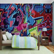WALL MURAL PHOTO WALLPAPER PICTURE (1508VEVE) Graffiti Boys Urban Art