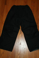 LANDS END KIDS Boys SNOW SQUALL PANTS 5 6 or 7 reinforced knees NEW