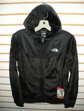 THE NORTH FACE WOMENS OSO HOODIE FLEECE JACKET-2014 STYLE C660- BLACK-S,M,L,XL