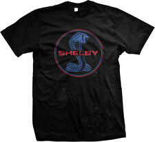 Ford Shelby Cobra Mustang American Classic Saleen Racing Muscle Mens T-shirt